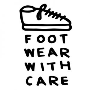 Footwear with Care logo